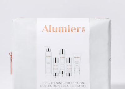Brightening collection